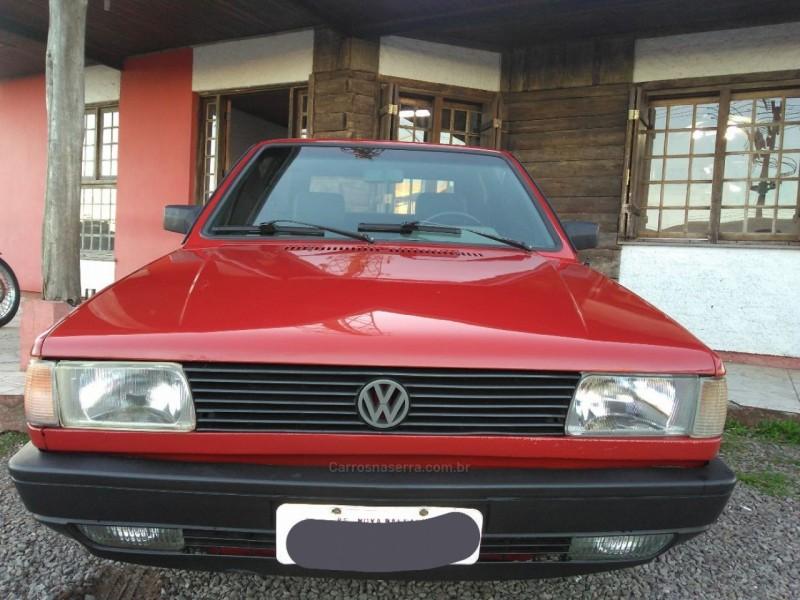 gol 1.6 cl 8v gasolina 2p manual 1996 veranopolis