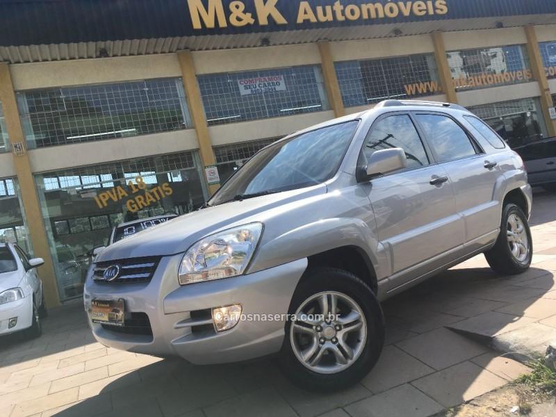 sportage 2.0 lx 4x2 16v gasolina 4p automatico 2006 caxias do sul