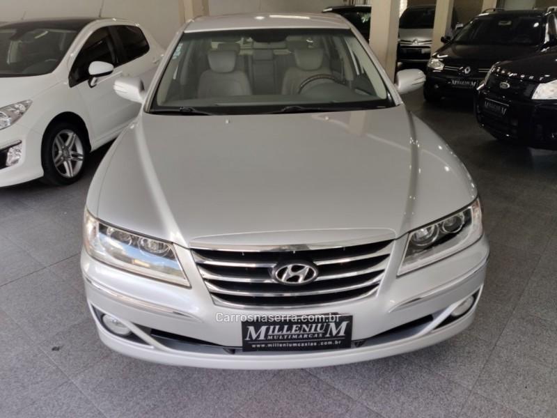 azera 3.3 mpfi gls sedan v6 24v gasolina 4p automatico 2011 caxias do sul