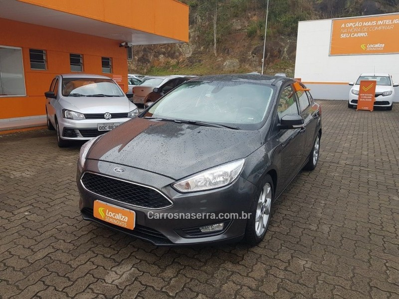 focus 2.0 se fastback 16v flex 4p powershift 2019 caxias do sul