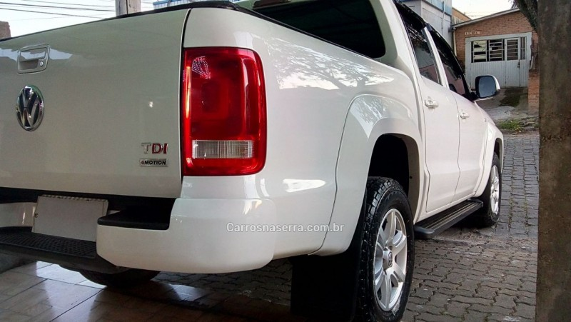 amarok 2.0 trendline 4x4 cd 16v turbo intercooler diesel 4p manual 2013 caxias do sul