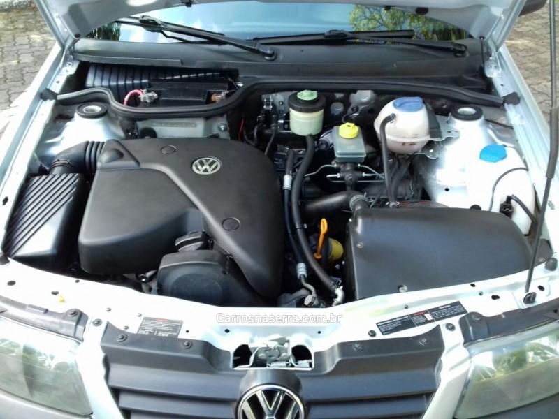 GOL 1.6 MI POWER 8V FLEX 4P MANUAL - 2003 - CAXIAS DO SUL