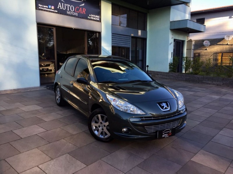 207 1.4 xr sport 8v flex 4p manual 2013 caxias do sul