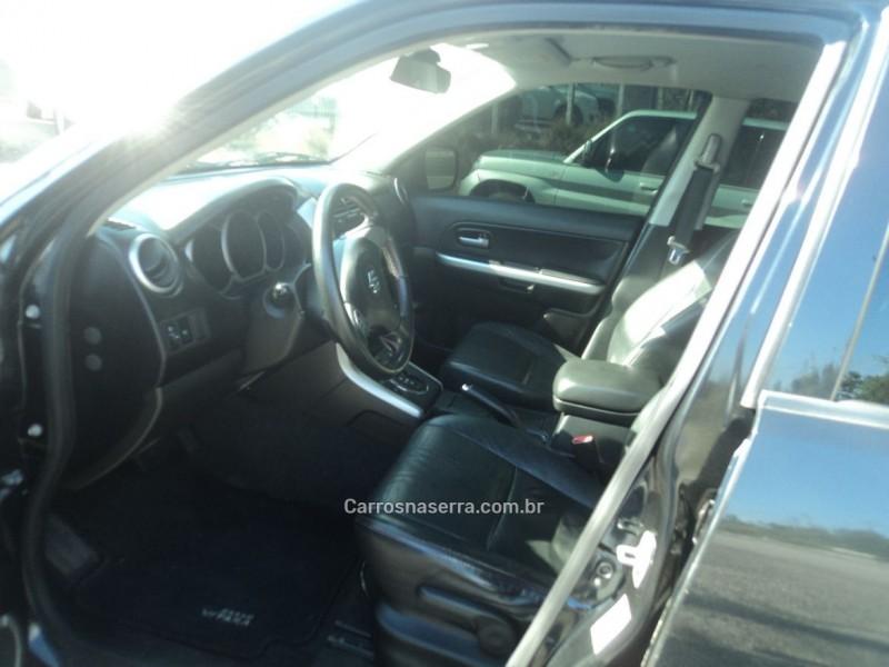GRAND VITARA 2.0 4X4 16V GASOLINA 4P AUTOMÁTICO - 2009 - FARROUPILHA