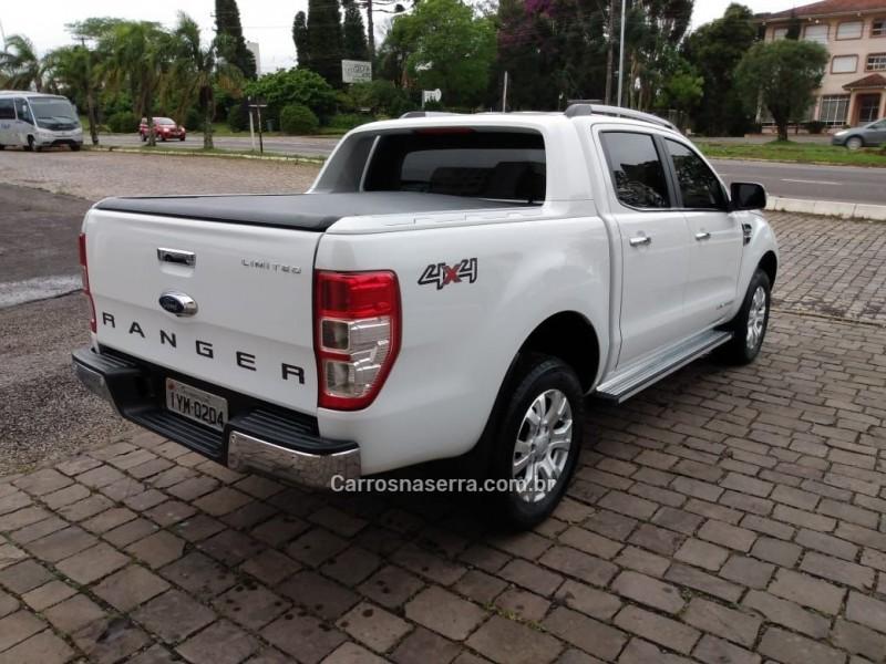 ranger 3.2 limited plus 4x4 cd 20v diesel 4p automatico 2018 veranopolis