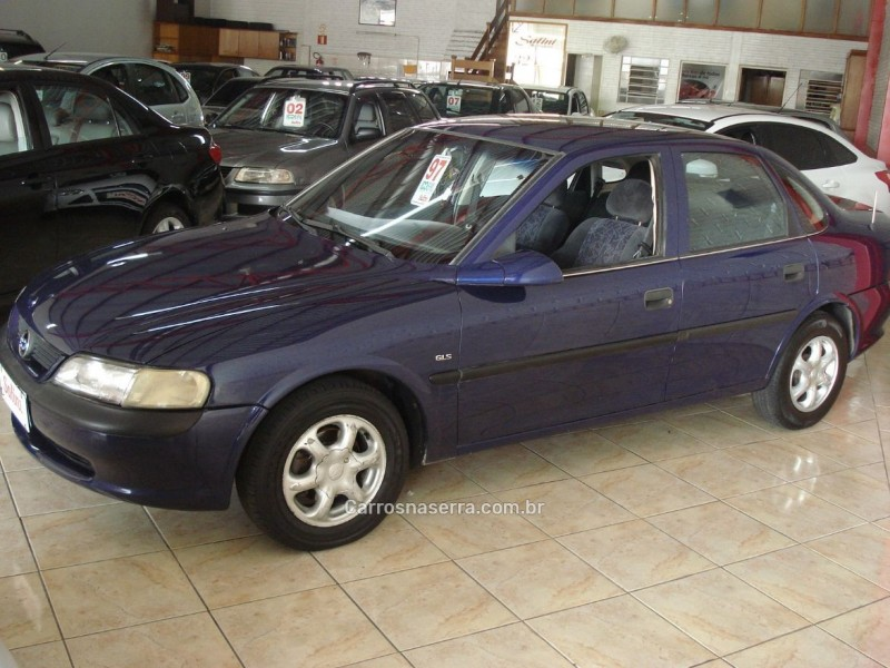 vectra 2.0 mpfi gls 8v gasolina 4p manual 1997 bento goncalves