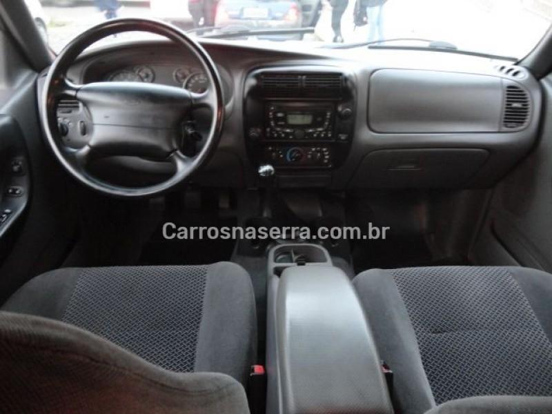 RANGER 2.3 XLT 16V 4X2 CD GASOLINA 4P MANUAL - 2008 - BENTO GONçALVES