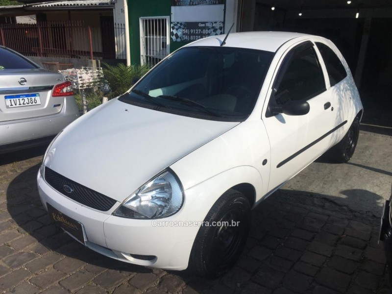 ka 1.0 mpi gl 8v gasolina 2p manual 2006 caxias do sul