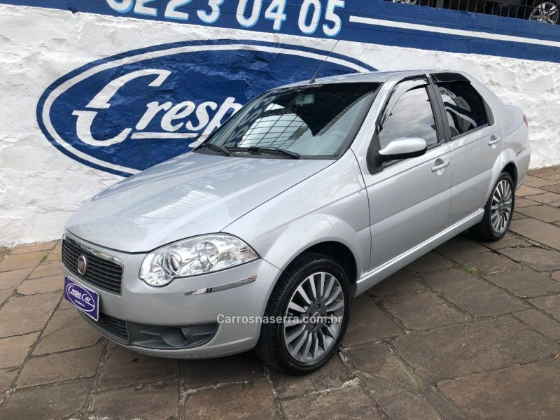 siena 1.0 mpi fire elx 8v gasolina 4p manual 2008 caxias do sul