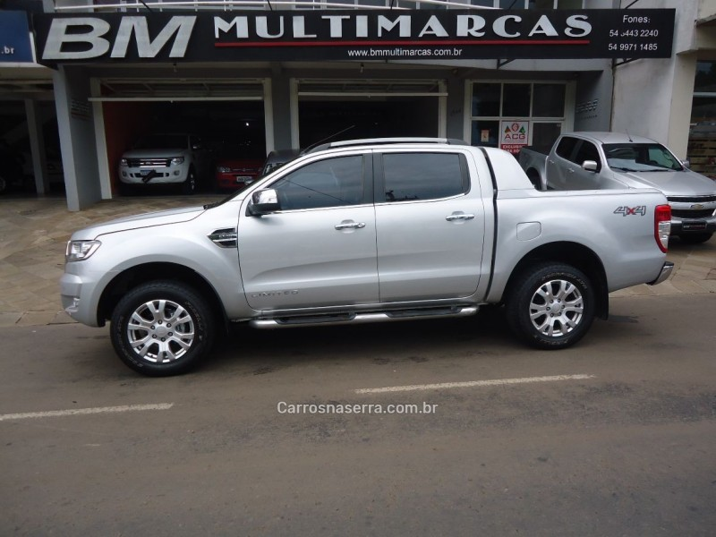ranger 3.2 limited 4x4 cd 20v diesel 4p automatico 2017 guapore