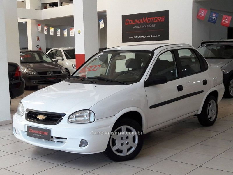 classic 1.0 mpfi vhce 8v flex 4p manual 2010 caxias do sul