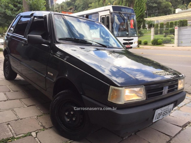 uno 1.0 mpi mille elx 8v gasolina 4p manual 1996 caxias do sul