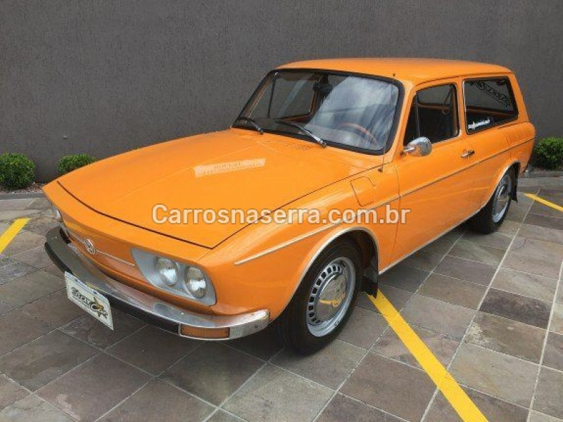 variant 1.6 8v gasolina 2p manual 1974 caxias do sul