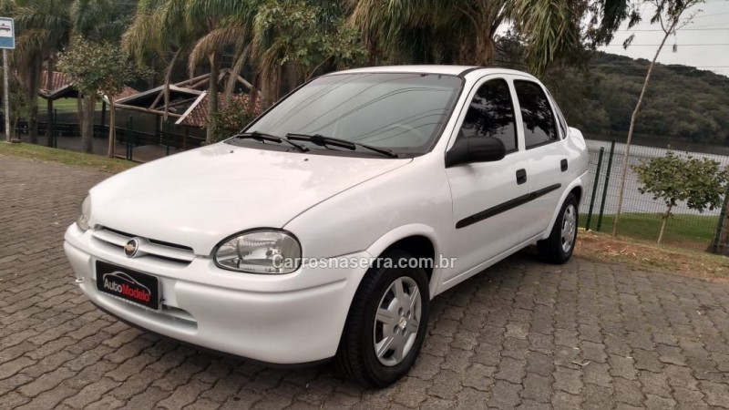 corsa 1.6 mpfi gl sedan 8v gasolina 4p manual 1999 caxias do sul