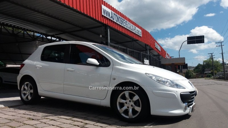 307 1.6 presence 16v flex 4p manual 2012 caxias do sul