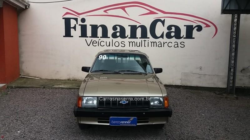 chevy 500 1.6 sl cs 8v gasolina 2p manual 1990 caxias do sul