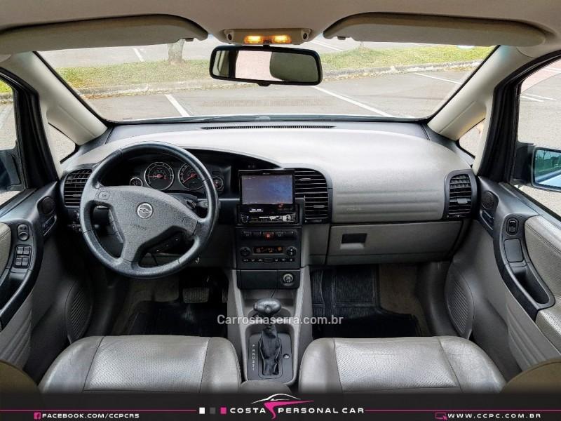 ZAFIRA 2.0 MPFI ELITE 8V FLEX 4P AUTOMÁTICO - 2012 - BENTO GONçALVES