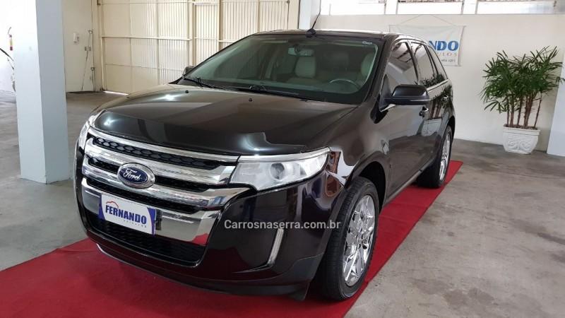 edge 3.5 limited fwd v6 24v gasolina 4p automatico 2013 bento goncalves