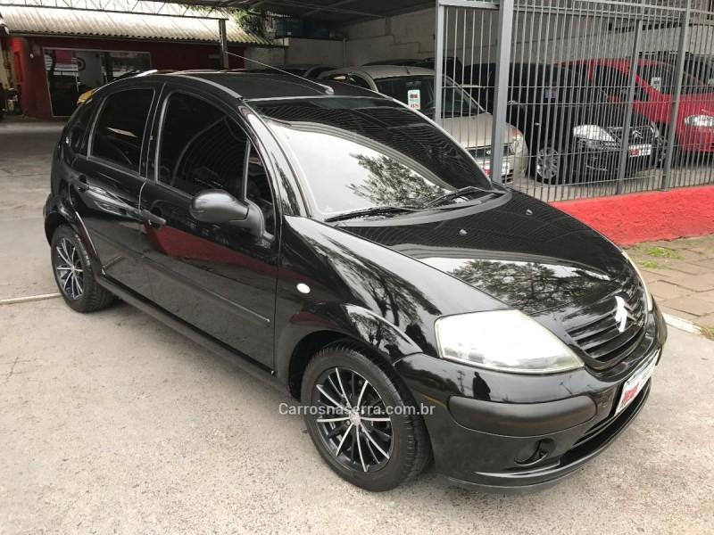 c3 1.4 i glx 8v gasolina 4p manual 2006 caxias do sul