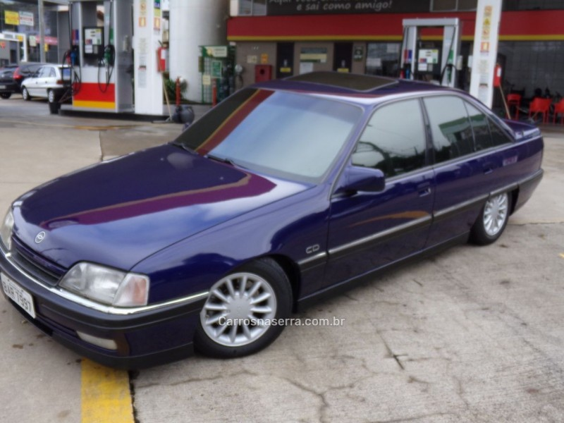 omega 4.1 sfi cd 12v gasolina 4p manual 1996 caxias do sul