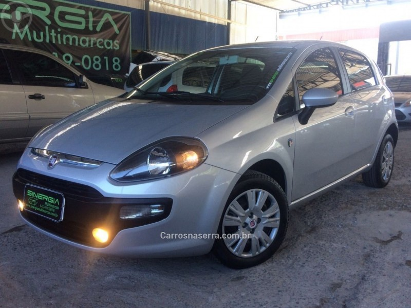 punto 1.4 attractive italia 8v flex 4p manual 2013 caxias do sul