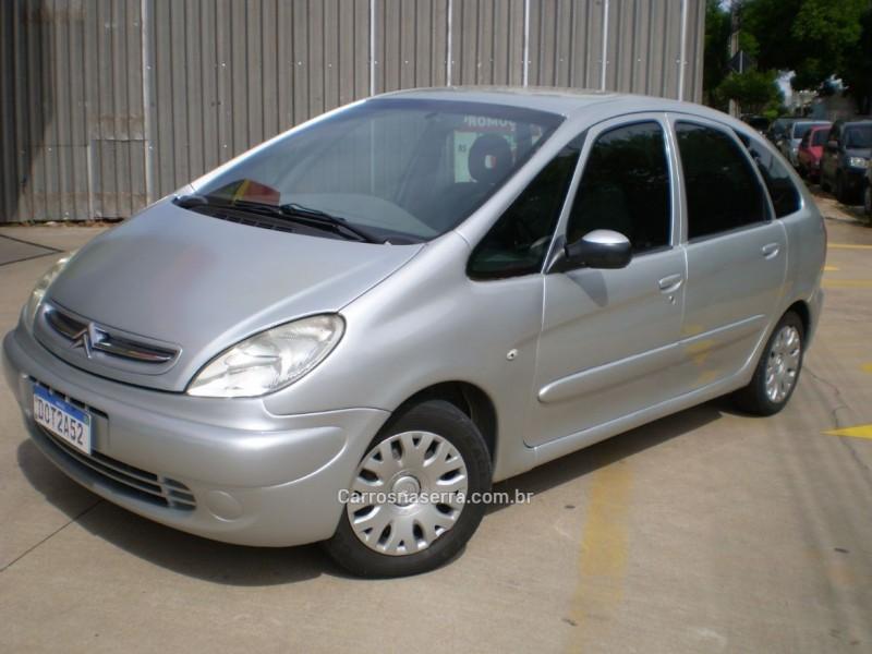 xsara picasso 2.0 gxs 16v gasolina 4p automatico 2004 caxias do sul