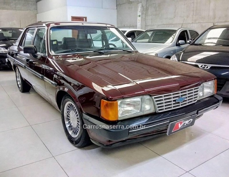 opala 4.1 comodoro sl e 12v gasolina 4p manual 1990 caxias do sul