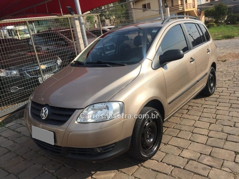 spacefox 1.6 mi 8v flex 4p manual 2007 guapore