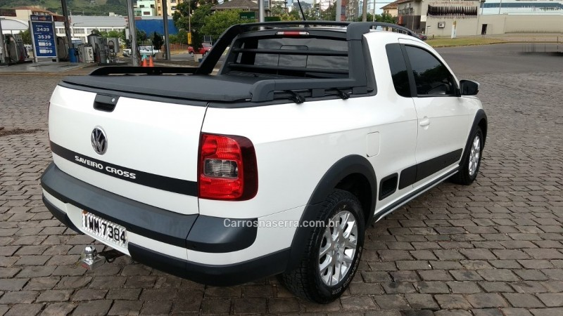 saveiro 1.6 cross ce 16v flex 2p manual 2014 sao marcos