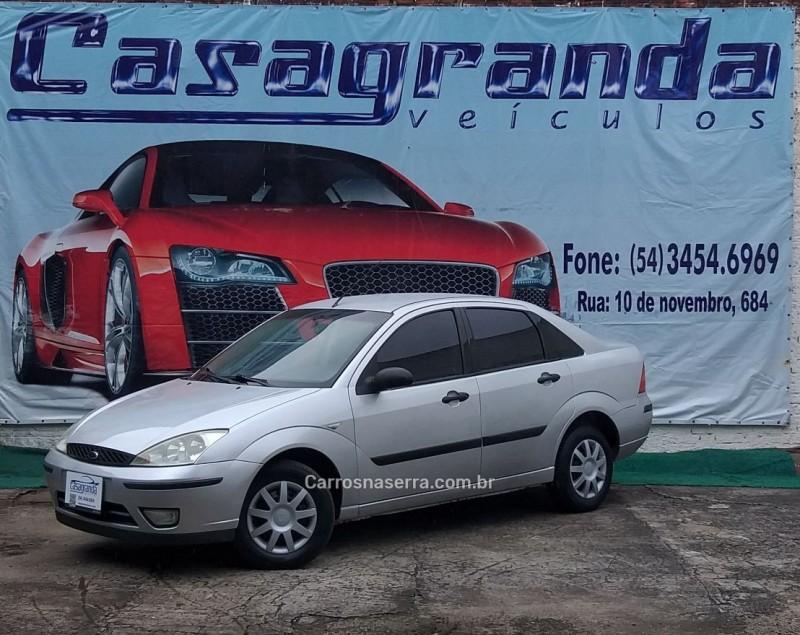 focus 1.6 8v gasolina 4p manual 2005 bento goncalves
