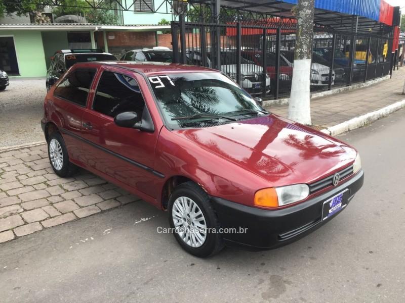 gol 1.0 1000 gasolina 2p manual 1997 caxias do sul