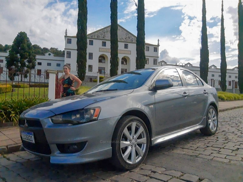 lancer 2.0 mt 16v gasolina 4p manual 2012 caxias do sul