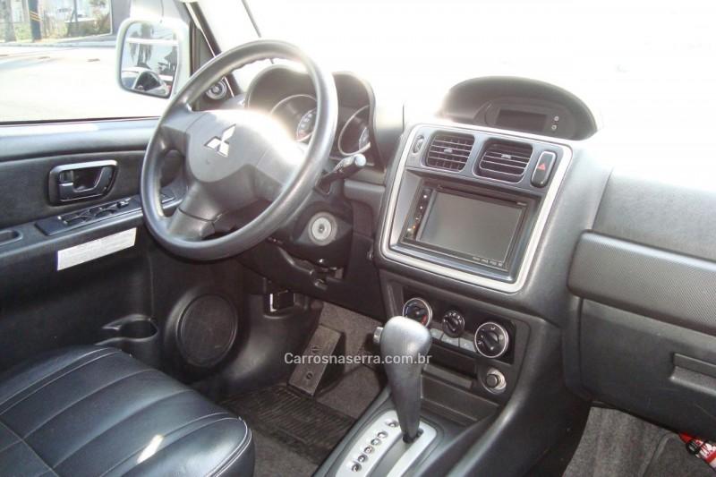 PAJERO TR4 2.0 4X4 16V 140CV FLEX 4P AUTOMÁTICO - 2014 - FLORES DA CUNHA