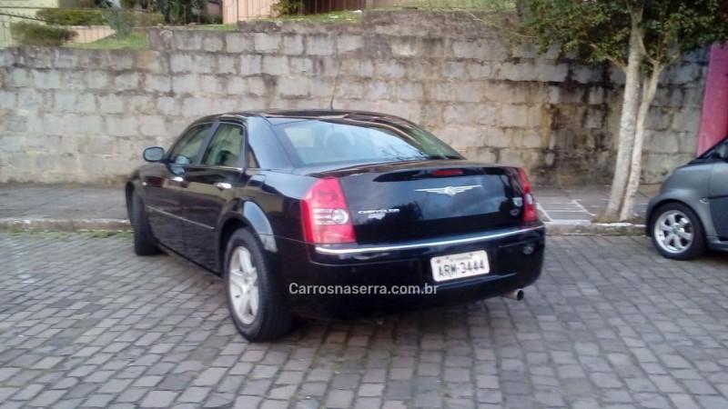 300 C 3.5 SEDAN V6 24V GASOLINA 4P AUTOMÁTICO - 2008 - VERANóPOLIS