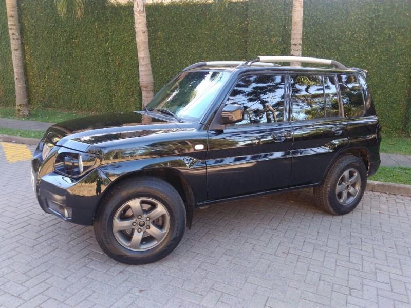 pajero tr4 2.0 4x4 16v 131cv gasolina 4p automatico 2008 caxias do sul