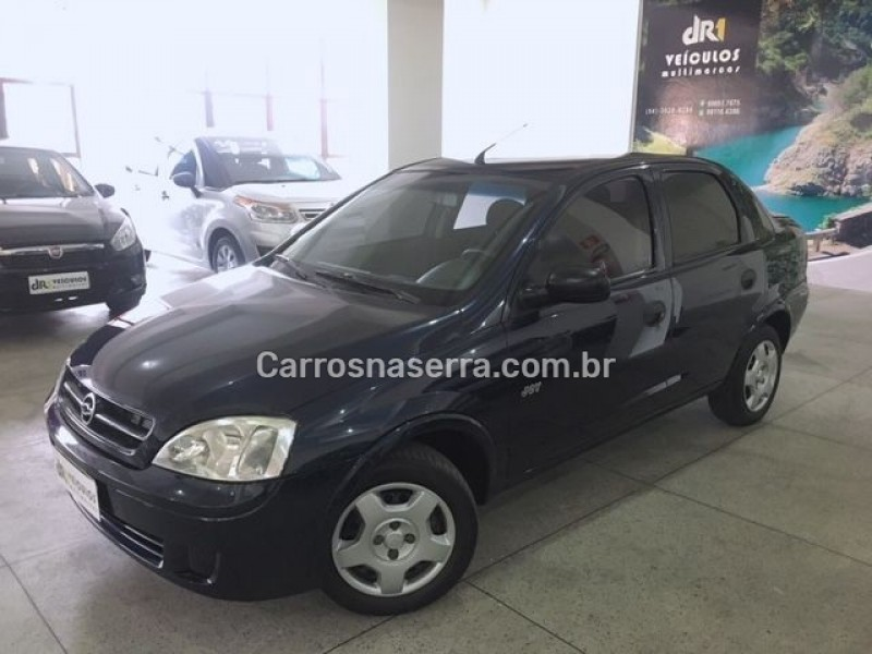 corsa 1.0 mpfi joy sedan 8v gasolina 4p manual 2005 caxias do sul