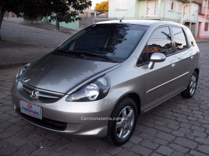 fit 1.4 lx 8v flex 4p manual 2007 caxias do sul