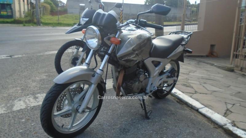 CBX 250 TWISTER  - 2008 - CAXIAS DO SUL