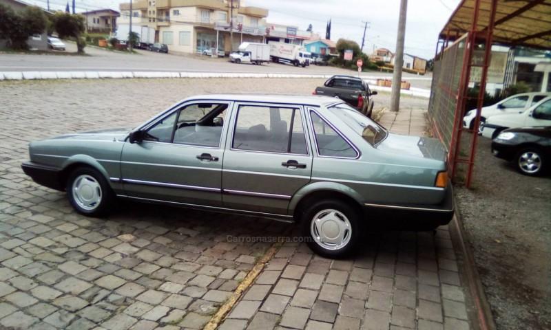 santana 1.8 cl 8v gasolina 4p manual 1989 veranopolis