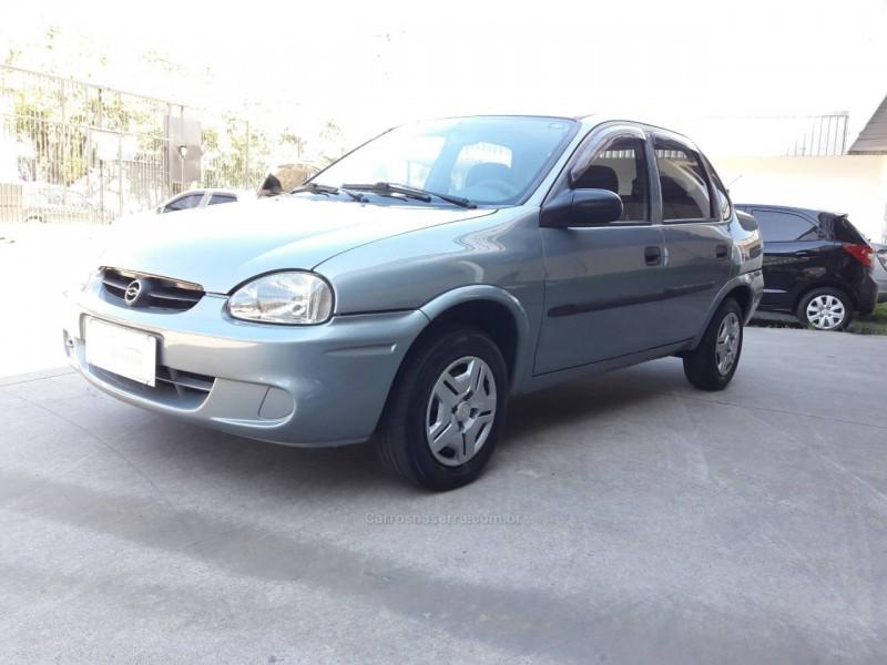 corsa 1.0 mpfi vhc sedan 8v gasolina 4p manual 2003 caxias do sul