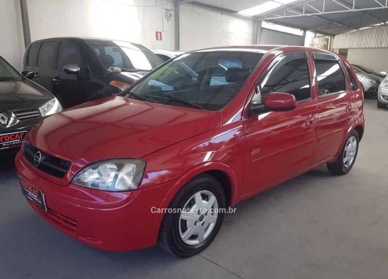 corsa 1.0 mpfi joy 8v gasolina 4p manual 2005 caxias do sul