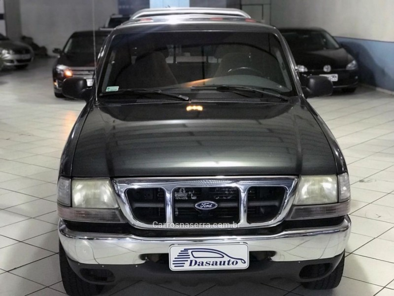 ranger 2.8 xlt 4x4 cd 8v turbo intercooler diesel 4p manual 2003 caxias do sul