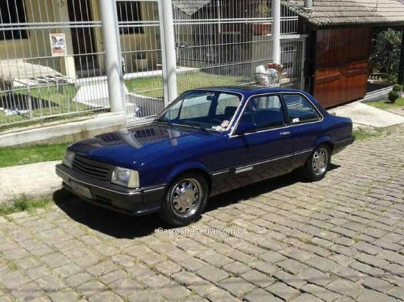chevette 1.6 sl 8v alcool 2p manual 1987 caxias do sul