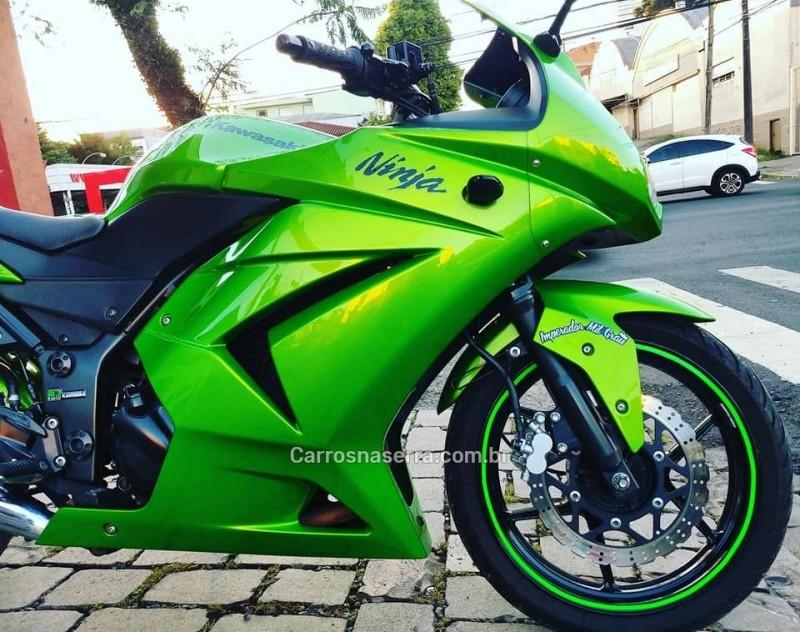 ninja 250r 2012 caxias do sul