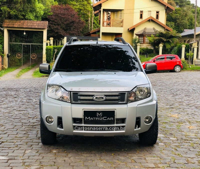 ecosport 1.6 freestyle 16v flex 4p manual 2011 canela