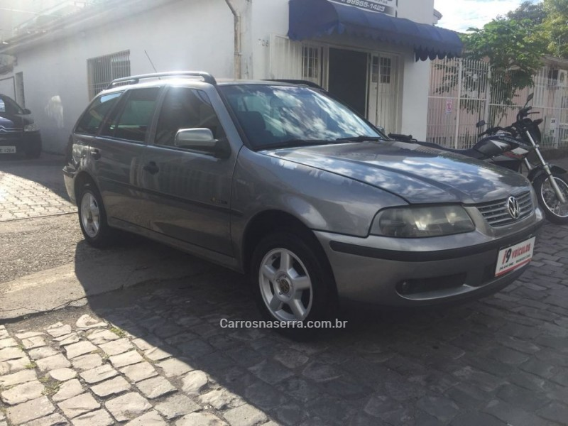 parati 1.0 mi sunset 16v gasolina 4p manual g.iii 2002 caxias do sul