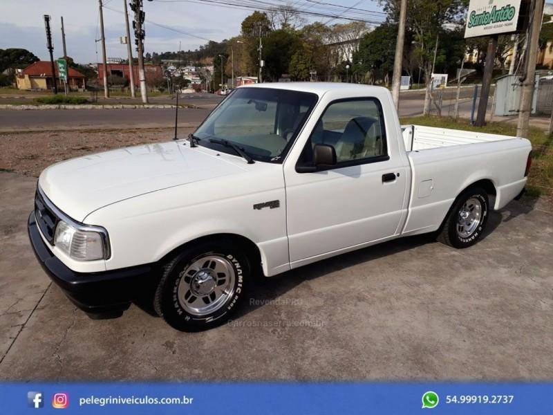 ranger 4.0 xl 4x2 cs v6 12v gasolina 2p manual 1996 bento goncalves
