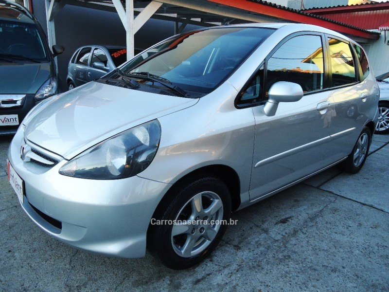 fit 1.4 lx 8v flex 4p manual 2008 caxias do sul