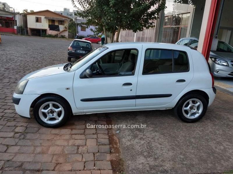 clio 1.0 authentique 16v gasolina 4p manual 2003 guapore