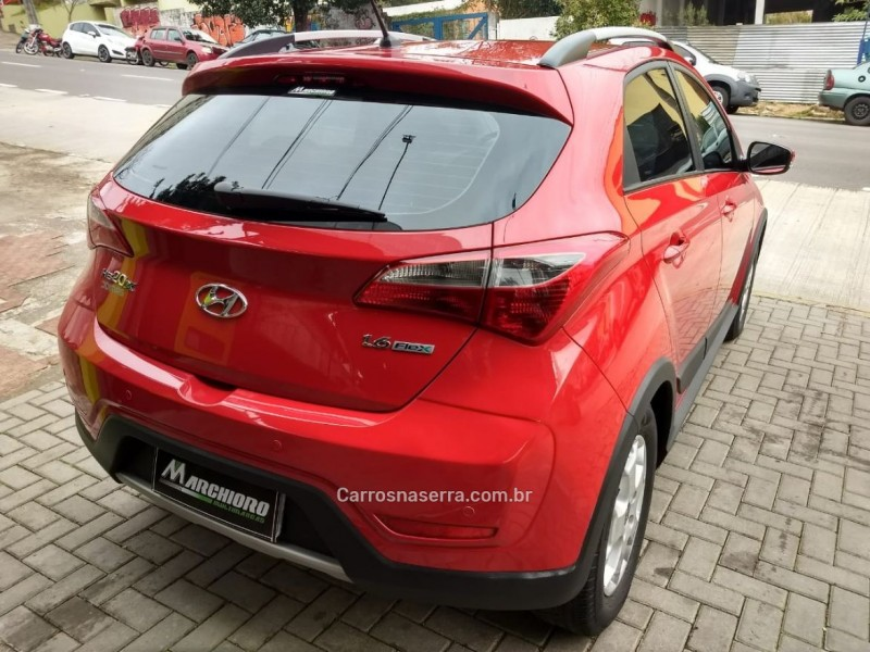 HB20X 1.6 16V STYLE FLEX 4P MANUAL - 2015 - CAXIAS DO SUL
